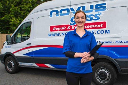Les services mobiles de pare-brise NOVUS sont pensés pour les personnes à la vie bien remplie.