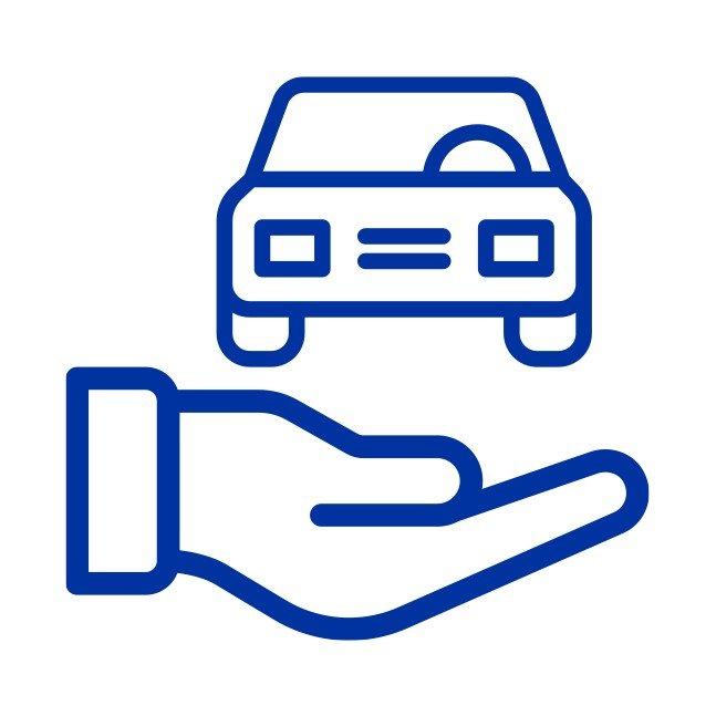courtesy vehicle